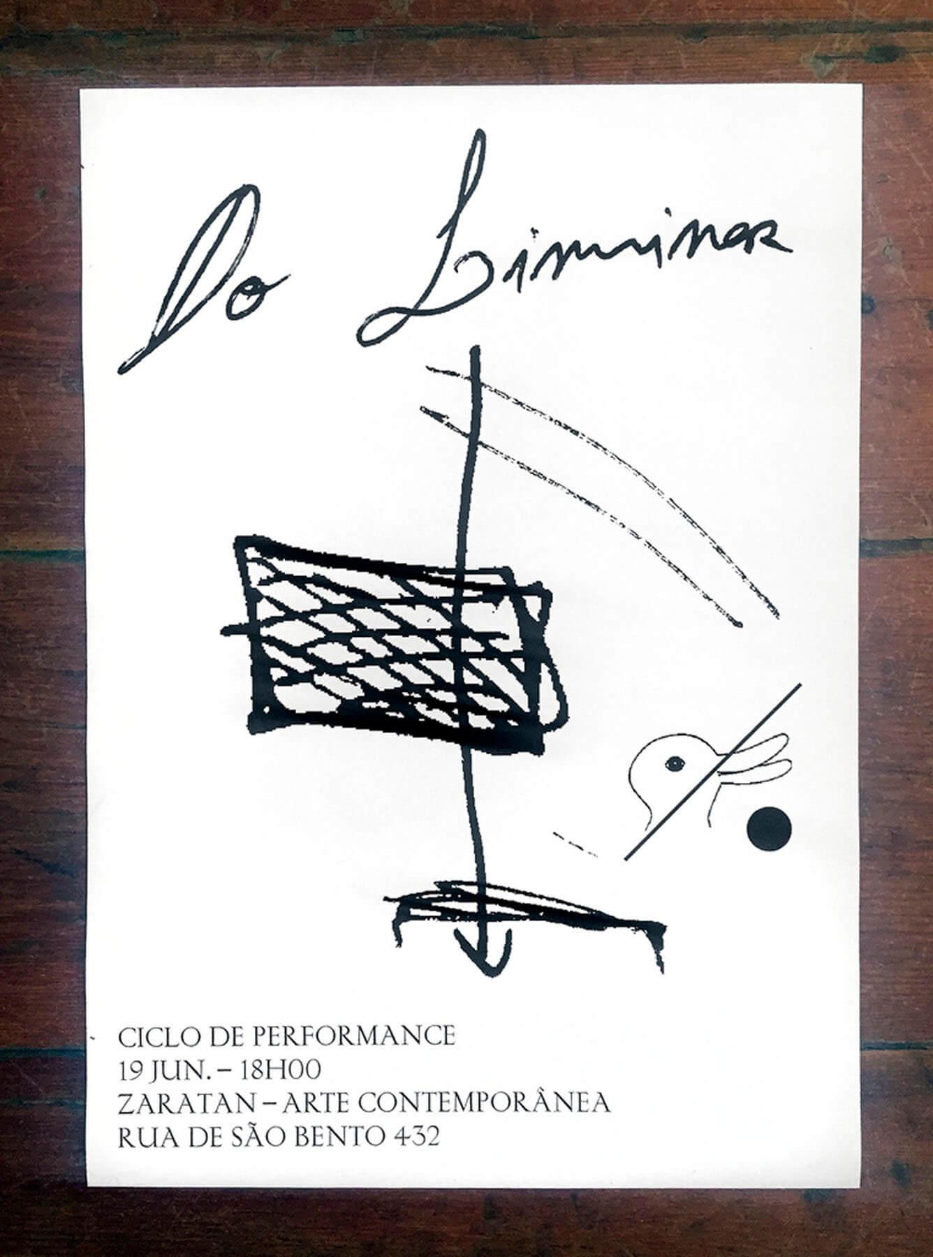 cartazes do liminar isabel lucena 05